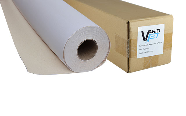 VarioJet Artist Canvas Fabric WP 380G